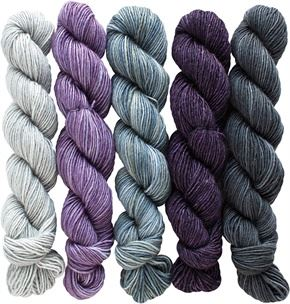 Fino - Mini-Skeins 100 g Beatrix