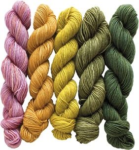 Fino - Mini-Skeins 100 g Dorothea