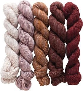 Fino - Mini-Skeins 100 g Eleanor