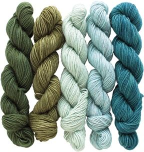 Fino - Mini-Skeins 100 g Flora