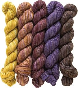 Fino - Mini-Skeins 100 g Irene