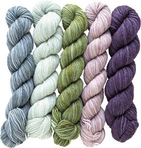 Fino - Mini-Skeins 100 g Lydia