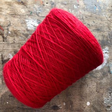 Rosso Pure Wool no4