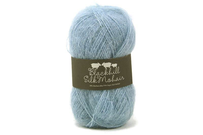 Andeæg Blackhill Kid Mohair Silk 25G
