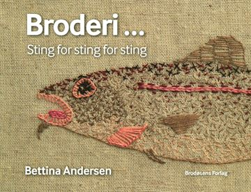 Broderi ... Sting for sting for sting