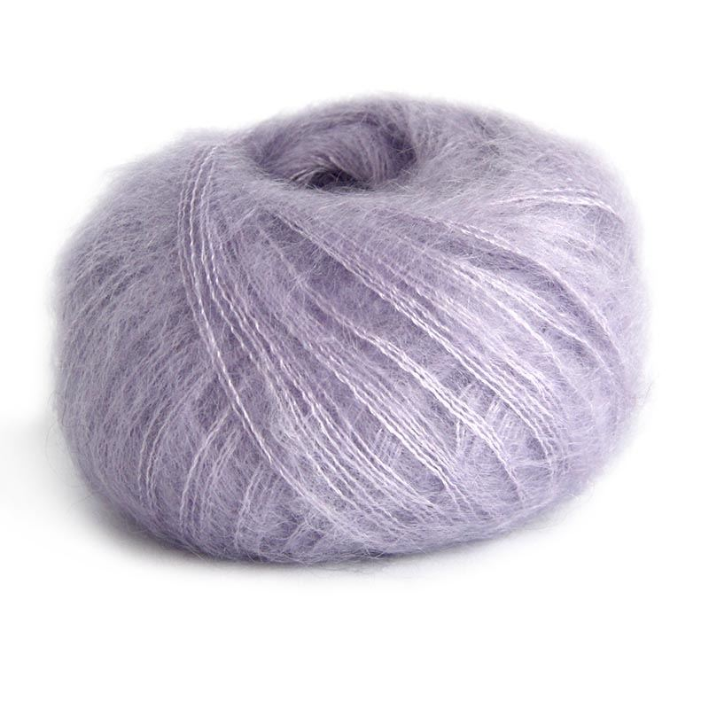 Syren 047 Blackhill Silk Kid Mohair  25 G