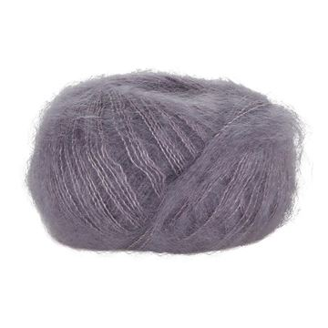 Akvarel Purple 48 Blackhill Silk Kid Mohair  25 G