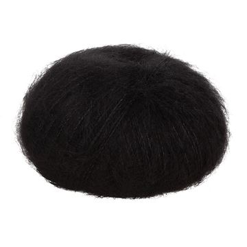 Black 81 Blackhill Silk Kid Mohair  25 G