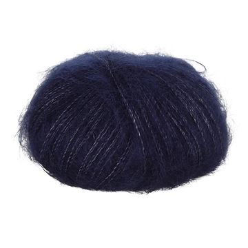 True BLue 95 Blackhill Silk Kid Mohair  25 G