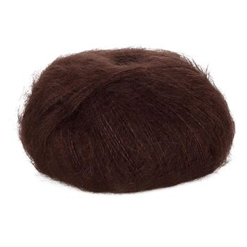 Dark Mud 116 Blackhill Silk Kid Mohair  25 G