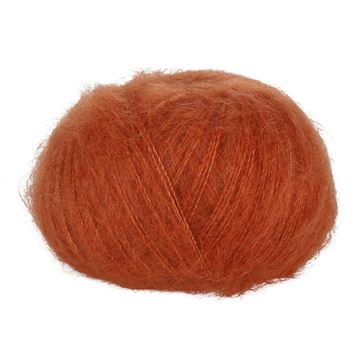 Orange Dust 170 Blackhill Silk Kid Mohair  25 G