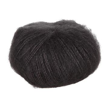 Antracit 175 Blackhill Silk Kid Mohair  25 G