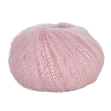 Fine Rose 911 Blackhill Silk Kid Mohair  25 G