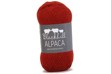 Blackhill Superfine Alpaca Brændt Orange 0178