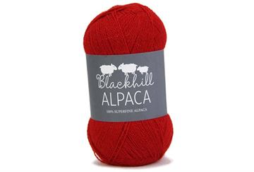 Blackhill Superfine Alpaca Rød 4932