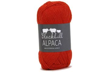 Blackhill Superfine Alpaca Orange 6460