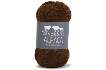 Blackhill Superfine Alpaca Pecan 857