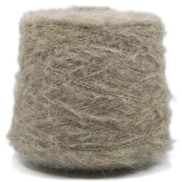 Brushed Mohair Lux Light Camel 8