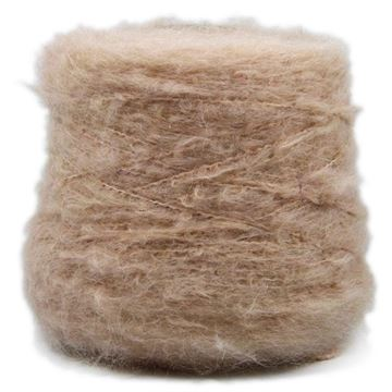 Brushed Mohair Lux Nude 9