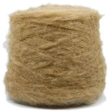 Brushed Mohair Lux  Corn 7