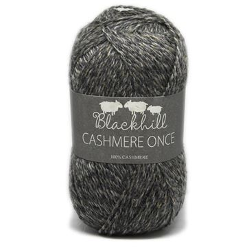 Mixed Grey 28 Pure Casmere Once