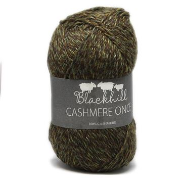 Mixed Green-brown 35 Pure Casmere Once