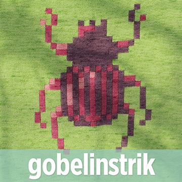 Gobelinstrik -  den 19. april 2018
