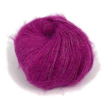 Silk Mohair Pink Pleasure