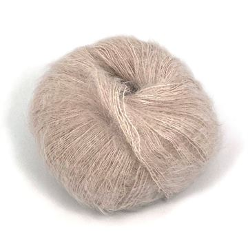 Silk Mohair Powder
