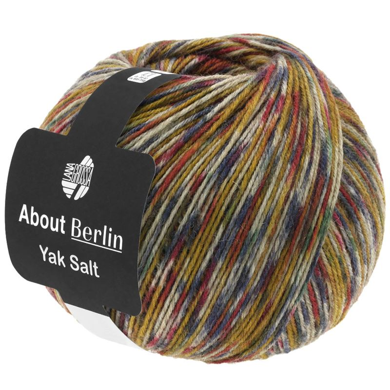 ABOUT BERLIN - Yak Salt