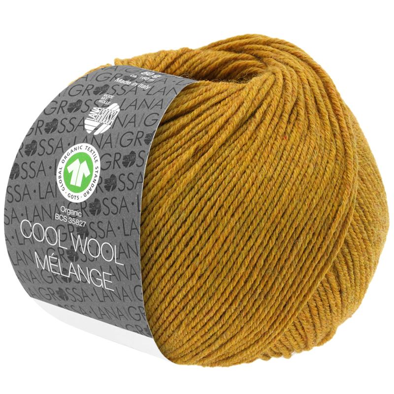 Cool Wool Mélange (GOTS)