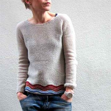 The Berlin Sweater - engelsk