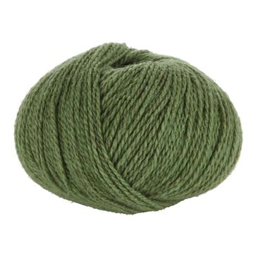 Soft Melange Ecologic Wool - Granny Smith