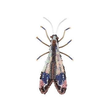 Antlion Lacewing Broche fra Trovelore